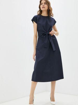 Платье - синее энсо