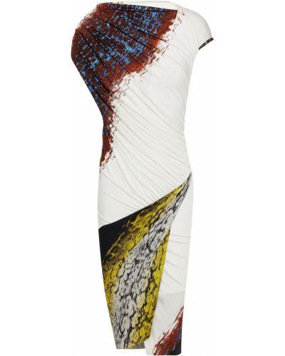 Sukienka mini - biała Rick Owens