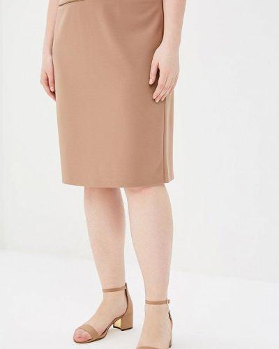 Бежевая юбка Kitana By Rinascimento