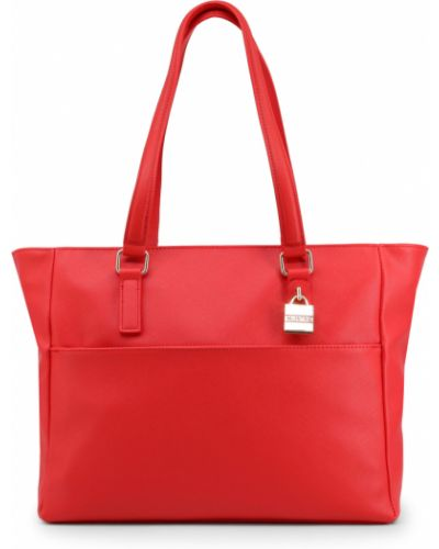 Czerwona torba na ramię Valentino By Mario Valentino