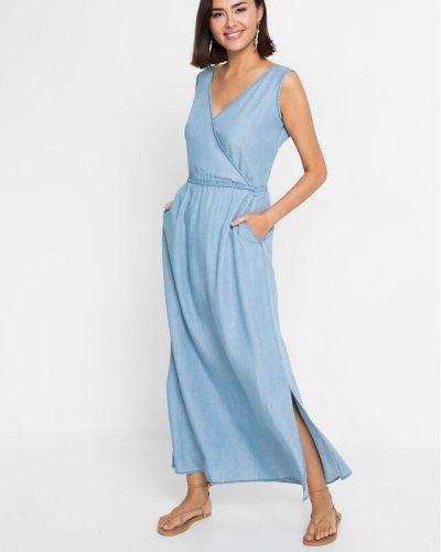 Платье макси Bonprix