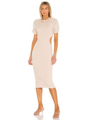 Повседневное шелковое платье Lpa