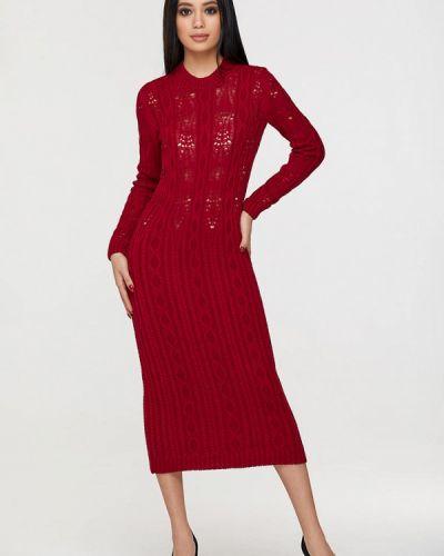 Платье - красное Brunello De Neri