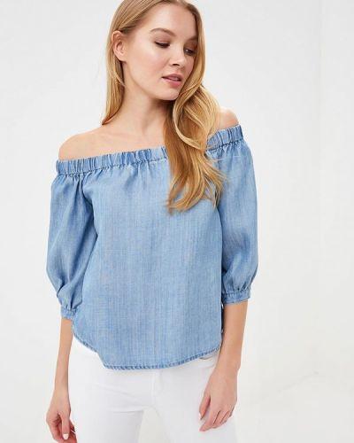 Блузка с открытыми плечами весенний Only