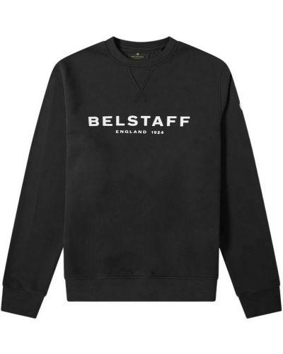 Czarna bluza dresowa Belstaff