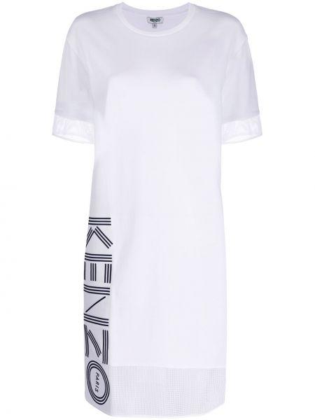 Платье мини миди футболка Kenzo