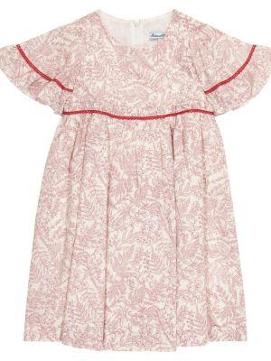 Ватное хлопковое платье Tartine Et Chocolat