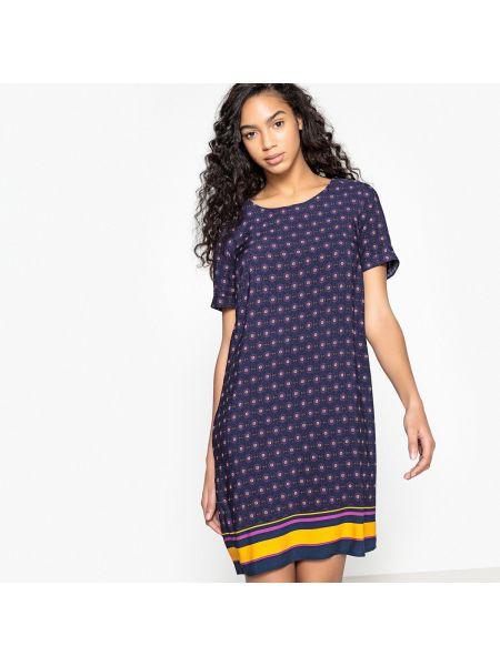Платье миди мини прямое La Redoute Collections