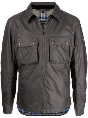 Klasyczna koszula - czarna Belstaff