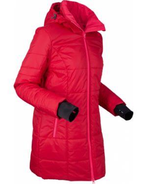 Куртка с капюшоном мятная Bonprix