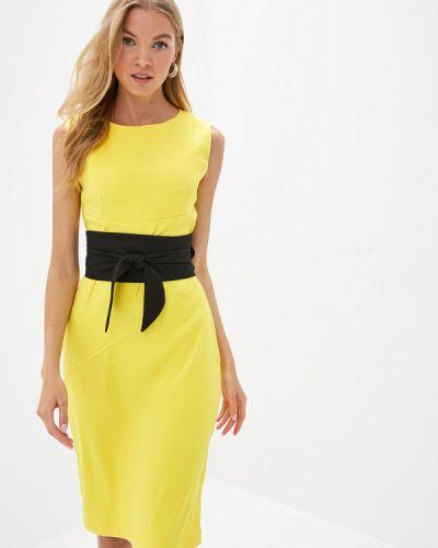 Вечернее платье - желтое D&m By 1001 Dress