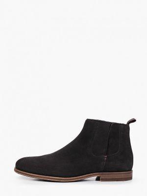 Коричневые резиновые ботинки Geox