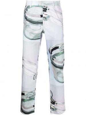 Spodnie bawełniane Rochambeau