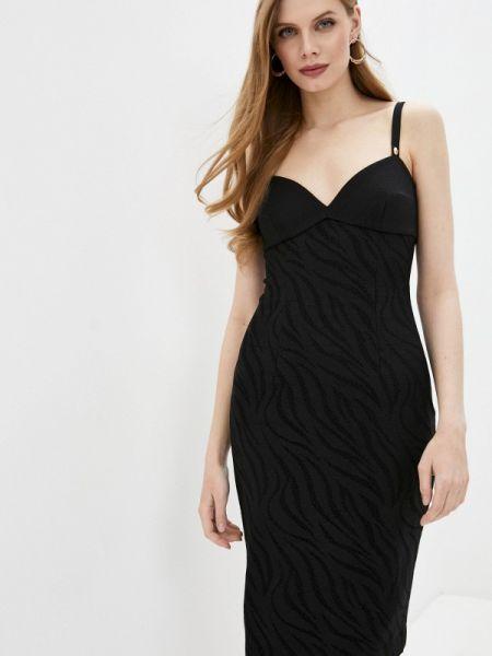 Платье - черное Cavalli Class