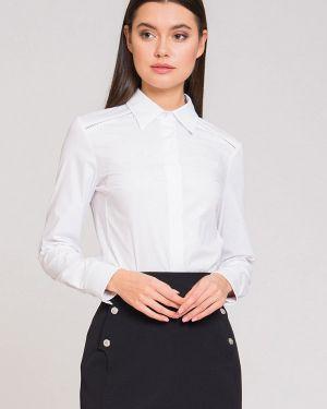 Рубашка с длинным рукавом белая Luisa Wang