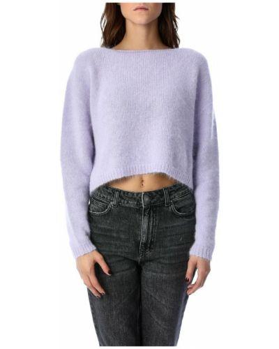 Bluza dresowa - fioletowa Tensione In