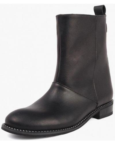Кожаные ботинки высокие Roberto Netti