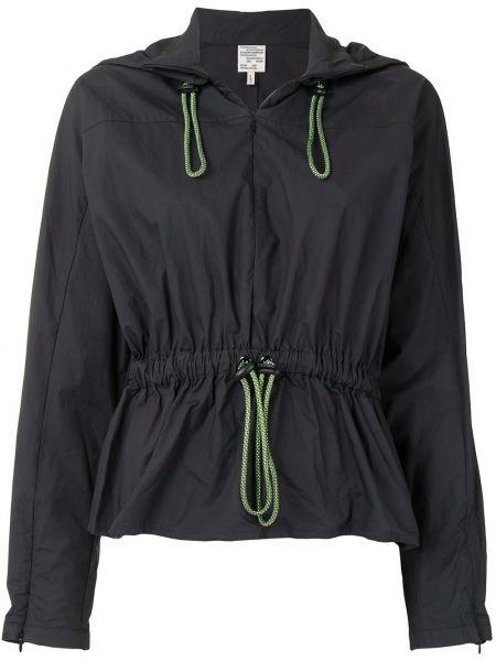 Серая куртка с капюшоном на молнии Baum Und Pferdgarten