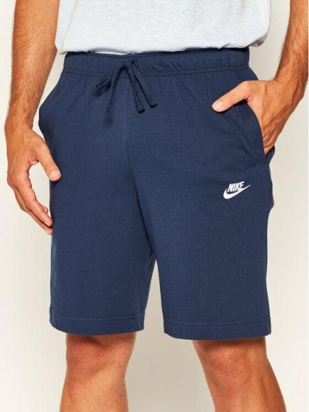 Spodenki sportowe - granatowe Nike