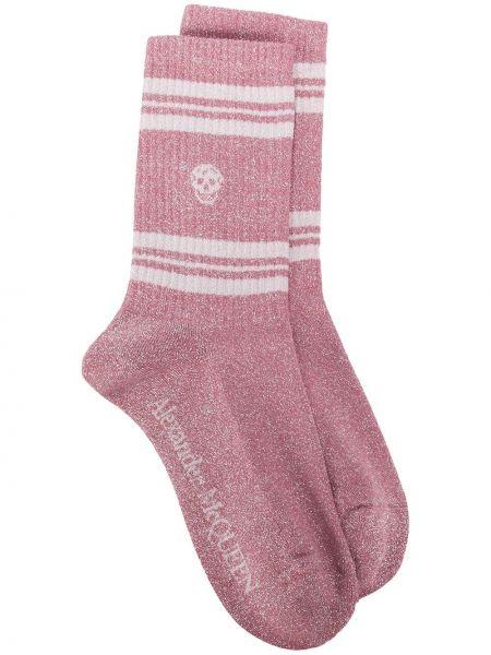 Вязаные носки Alexander Mcqueen