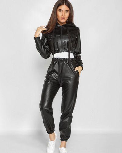Черный спортивный костюм Gepur