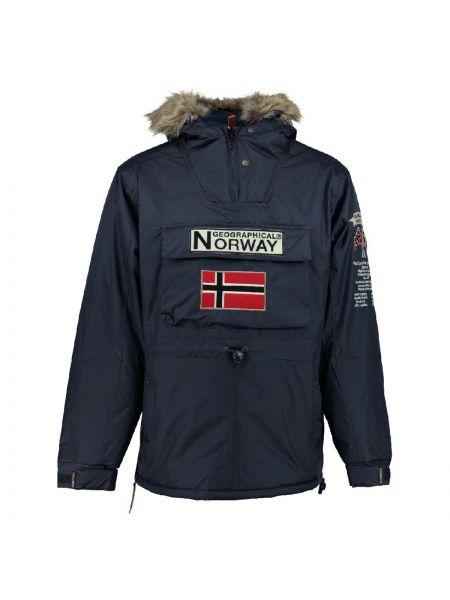 Парка с капюшоном Geographical Norway