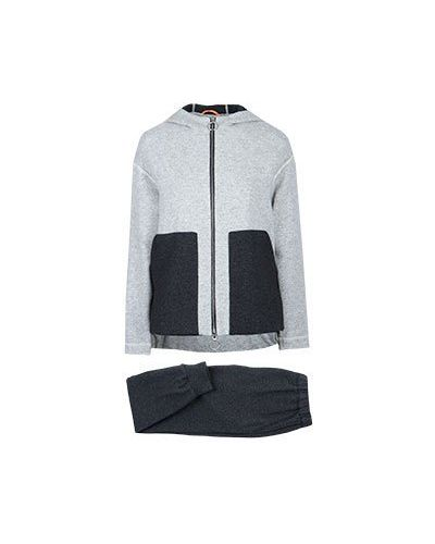 Серый спортивный костюм Smarteez