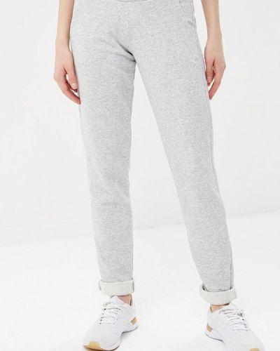 Серые спортивные брюки Puma