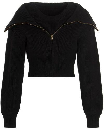 Sweter - czarny Jacquemus
