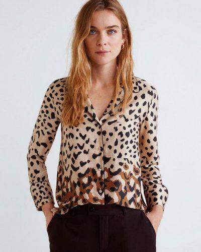 Блузка с длинным рукавом Mango