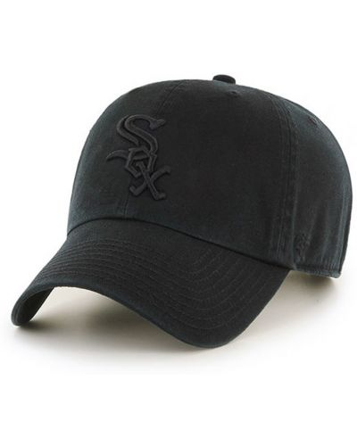 Черная шляпа 47brand