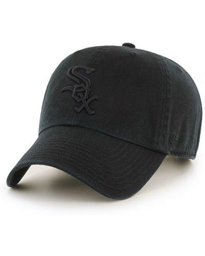 Шляпа черный белый 47brand