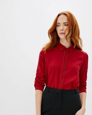 Блузка с длинным рукавом красная Art Love