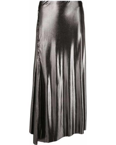 Asymetryczny spódnica z wiskozy w połowie kolana Acne Studios