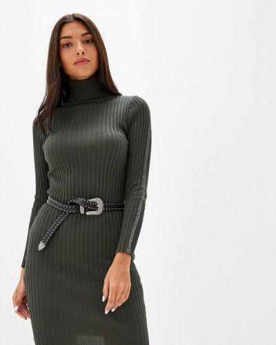 Платье вязаное осеннее Liana