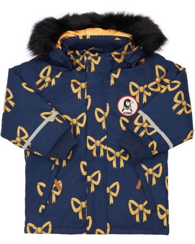Дутая куртка Mini Rodini