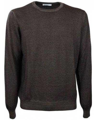 Sweter - brązowy Gran Sasso