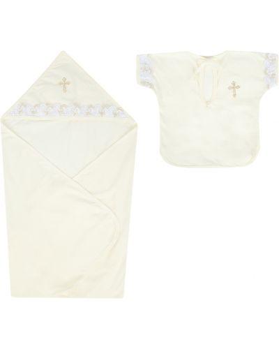 Рубашка набор крестильный моей крохе