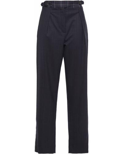 Spodnie z klamrą - niebieskie Rag & Bone