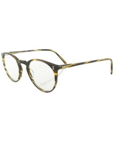 Czarne okulary Oliver Peoples
