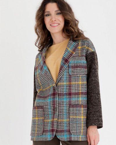 Разноцветный пиджак Gregory