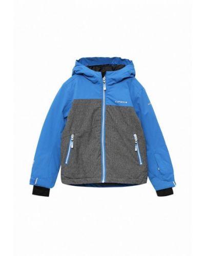 Куртка горнолыжная серая Icepeak