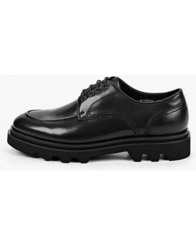 Черные ботинки осенние Vitacci
