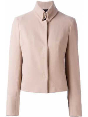 Розовая куртка Romeo Gigli Pre-owned