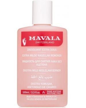 Средство для снятия лака розовый Mavala
