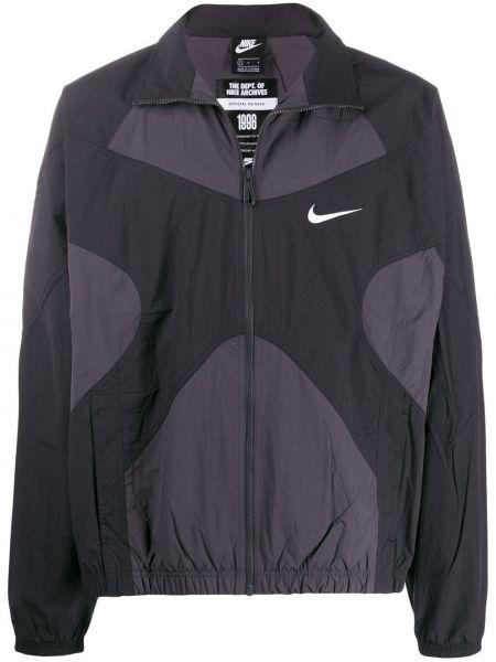 Куртка белая нейлоновая Nike