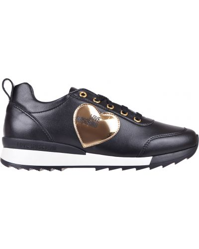 Кроссовки черный Love Moschino