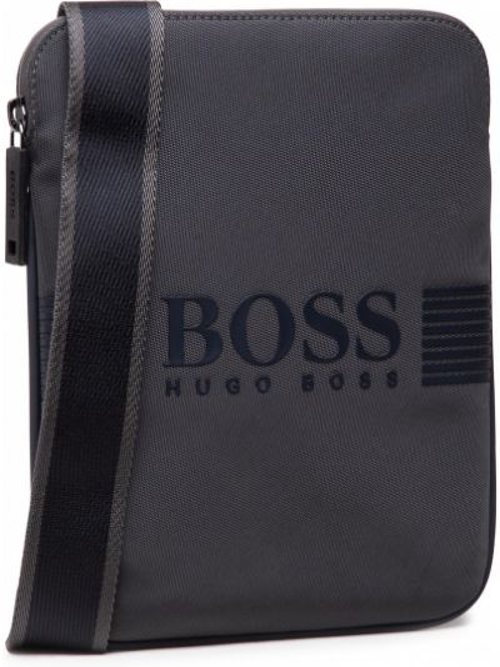 Szara torebka Boss