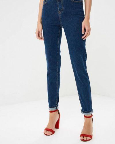 Синие джинсы-скинни Zarina
