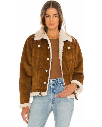 Замшевая куртка Mother